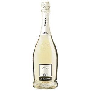 Купить Шампанское Асти Канти сухое