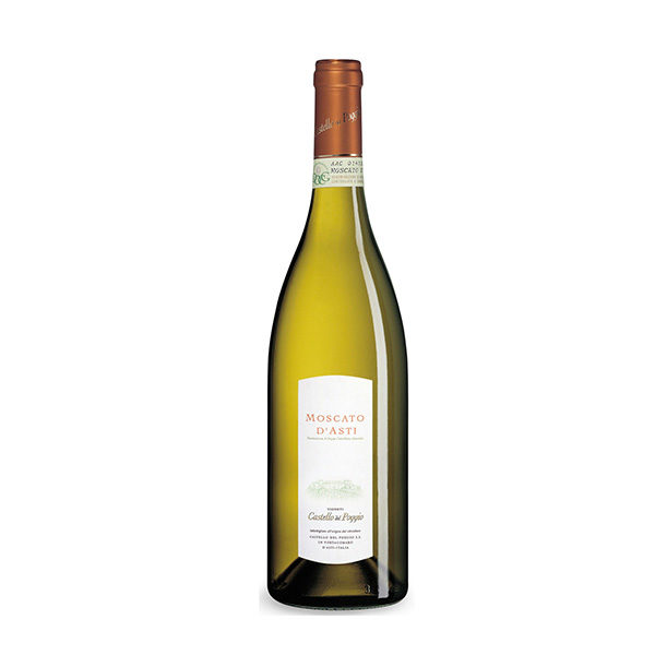 Купить Шампанское Москато д'Асти Moscato d'Asti Castello del Poggio