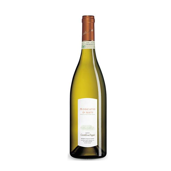 d64d85f82220 Купить игристое вино Moscato d Asti Castello del Poggio цена Италия