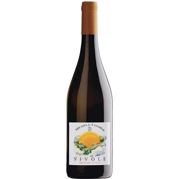 Шампанское Moscato d'Asti Nivole Michele Chiarlo Москато д'Асти Микель Кьярло Ниволе Италия