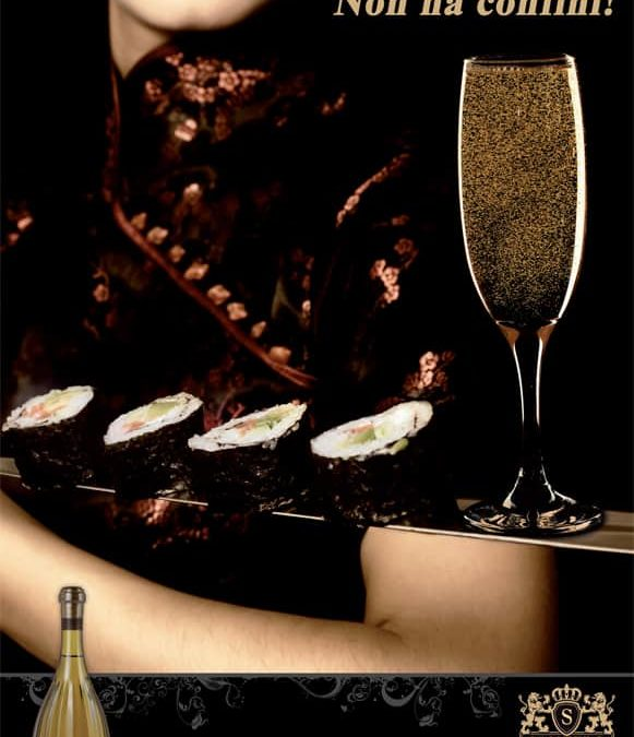 Как создавалась реклама шампанского Moscato d'Asti Santero для азиатского рынка