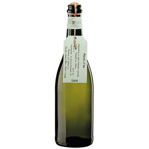 Купить Шампанское Москато д'Асти Moscato d'Asti Fiocco di Vite 0,75 цена Италия