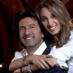 Джанни Мартини с дочерью Элеонорой Мартини
