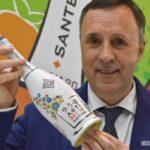 Жанфранко Сантеро - внук основателя компании Сантеро и нынешний управляющий