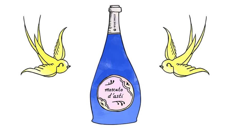 Игристое вино Moscato d'Asti (Москато д'Асти): 6 фактов, которые заставят вас влюбиться