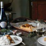 Игристое вино Moscato d'Asti (Москато д'Асти) сочетается с разными блюдами