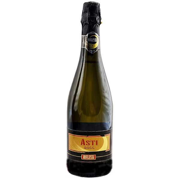 Riflessi Asti Abbazia DOCG Moscato, игристое вино Москато д'Асти Рифлесси Эббазиа Италия купить