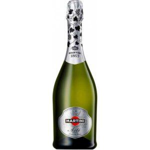 Купить Шампанское Мартини Асти Martini Asti mini bottle маленькая бутылка цена Италия