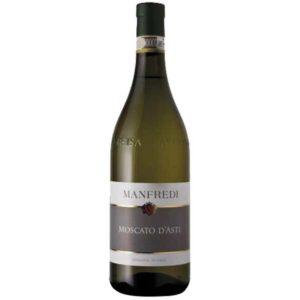 Купить Moscato d`Asti Manfredi DOCG купить игристое вино Москато д'Асти, цена