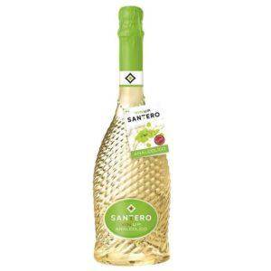 Купить безалкогольное шампанское а-ля Асти Santero Vin Up Analcolico цена