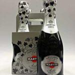Шампанское асти на один бокал - удобно взять в дорогу