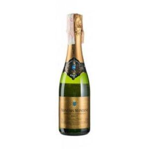 Купить Шампанское мини Francois Montand Blanc de Blanc Brut 375 мл