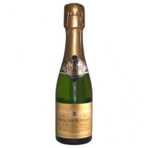 Купить Шампанское мини Francois Montand Blanc de Blanc Brut 200 мл