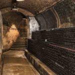 Огромный комплекс винных погребов Le Cattedrali Sotterranee di Canelli