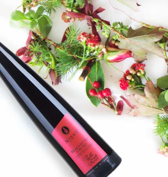 Игристое вино Brachetto D'Acqui Acquesi / Брачетто Ди`Аква Акуэзи, Италия розовое